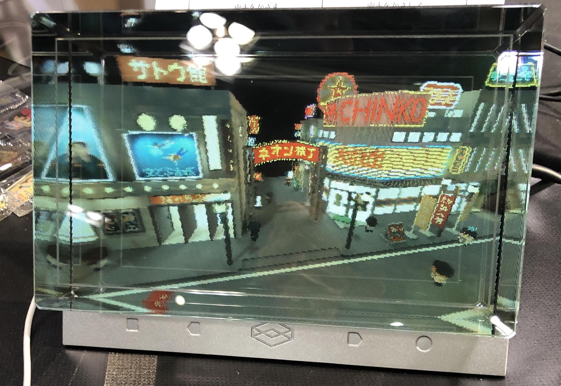 イベント展示におすすめ! 裸眼で3D映像を楽しめる「Looking Glass」