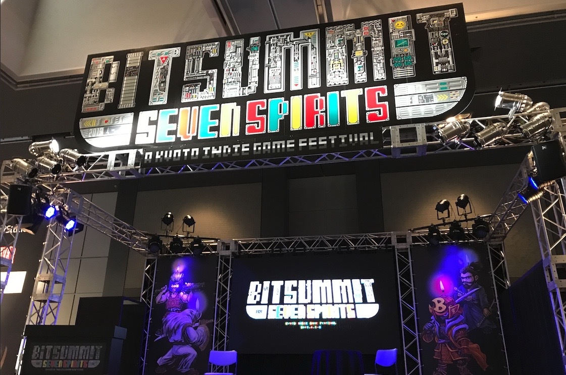 「BitSummit 7 Spirits」出展レポート!