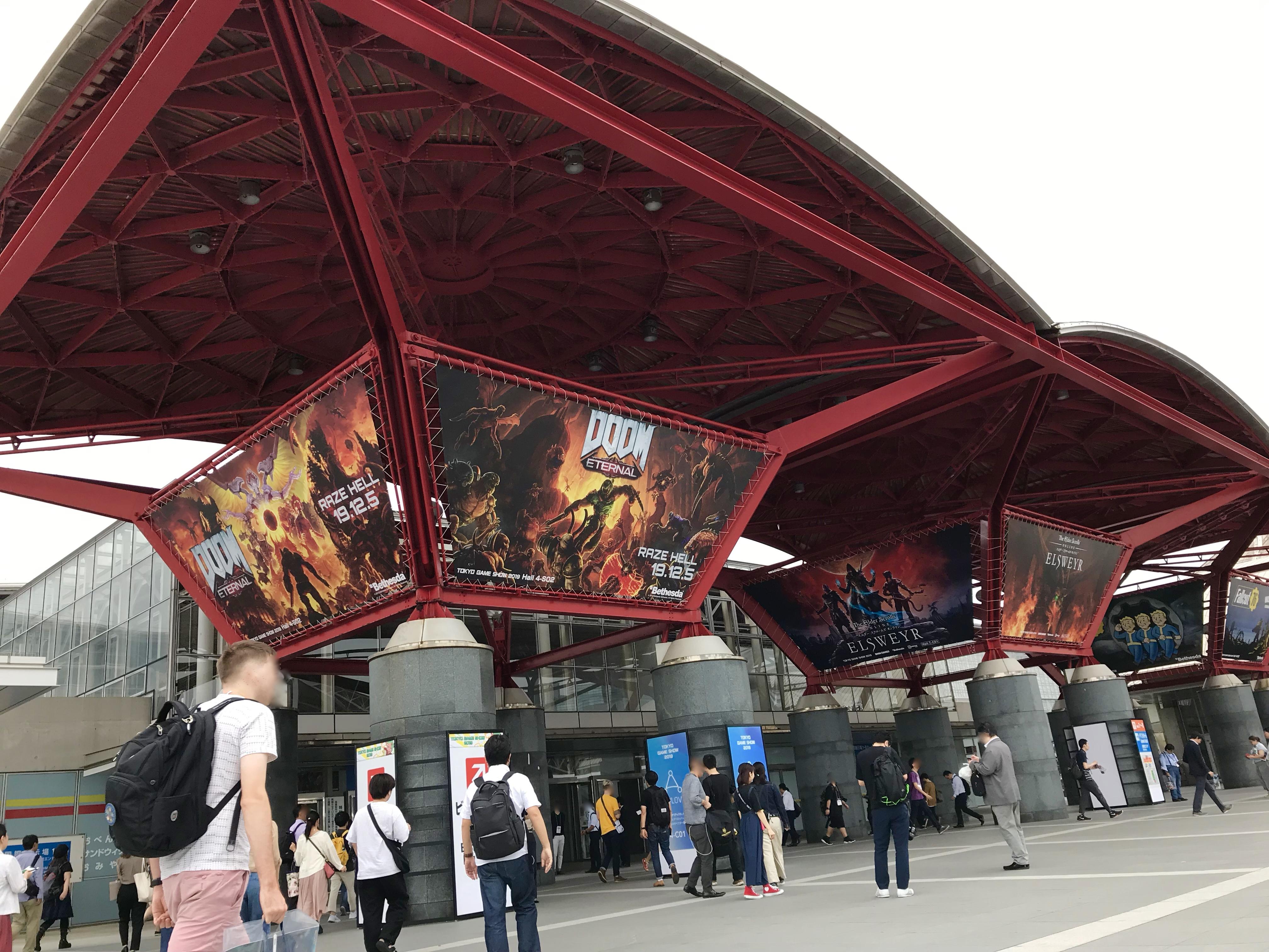 行ってきました!「東京ゲームショウ2019」〜その2〜